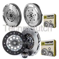 LUK 3 PART CLUTCH KIT AND LUK DMF FOR BMW 3 SERIES COUPE 328 CI