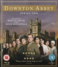 Downton Abbey Series 2 - NEW All Regions Blu-Ray