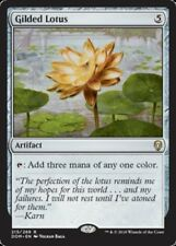 [1x] Gilded Lotus [x1] Mtg Dominaria Near Mint, English Magic