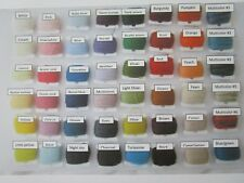 5 cards 50m lace weight merino yarn ideal for doll clothes & miniature knitting