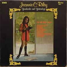 JEANNIE C RILEY 'YEARBOOKS AND YESTERDAYS' US IMPORT LP