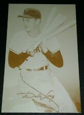 1950s Pittsburgh Pirates DALE LONG Vintage Penny Arcade Card