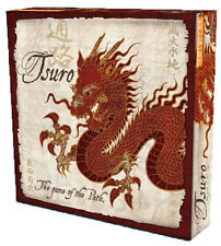 Tsuro The Game Of The Path Family Board Game From Calliope Games