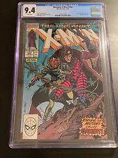 New listing Uncanny X-Men #266 Cgc 9.4 First Appearance Of Gambit!