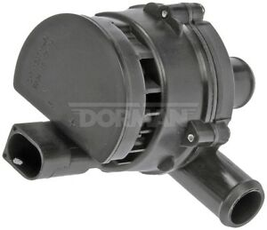 Engine Auxiliary Water Pump Front Dorman 902-065