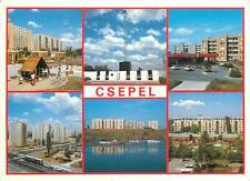 Hungary  Budapest photo collection district Csepel Postcard