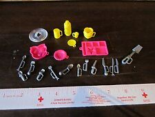 1990 All American BARBIE CAMPING Playset NO. 7223 MATTEL PARTS