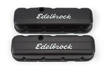Edelbrock 4683 Engine Valve Cover Set
