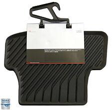 Original Audi A3 (8V) Gummifußmatten-Satz für hinten in schwarz 8V0061511 041