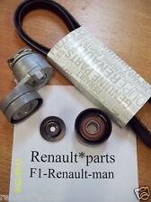 Renault 2.0 16V 1.9 dCi Ventilador Aux Tensor Correa De Laguna