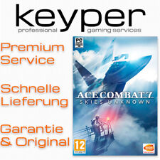 ACE COMBAT 7: SKIES UNKNOWN STEAM KEY [Deutsch/Multi12] PC Neu Code