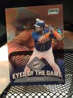 2000 St. Club Chrome Eyes of the Game Refractor Tony Gwynn Padres #EG7