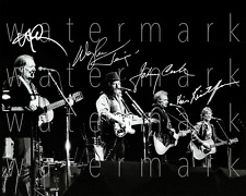 The Highwaymen signed photo 8X10 poster picture autograph RP