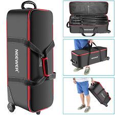 Neewer Studio Equipment Trolley Case Carry Bag for Light Stand Tripod Umbrella