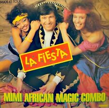 MIMI AFRICAN MAGIC COMBO la fiesta/instrumental Remix GENERAL FUNK MAXI VG++