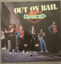 LEGS DIAMOND Out On Bail - Ex. Con 1985 Music For Nations Vinyl LP FREE POST