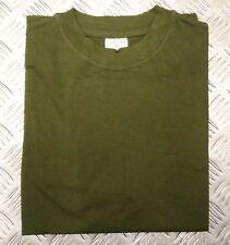 100% Algodón Militar Especulación Camisetas Varios Colores y Cable - Xs - XXL -