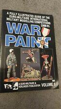 Pintura de guerra Vol.1 - 1988-91 por euro Militaire & Verlinden Publicaciones