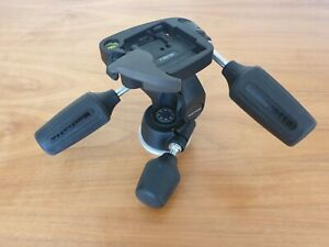 Modified to fluid head action - MANFROTTO 804RC2 3-Way Pan/Tilt Head