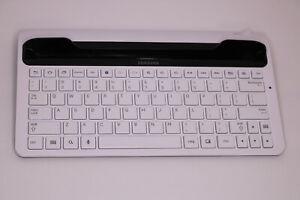 Samsung Keyboard Dock for Galaxy Tab 10.1 White Model ECR-K14AWE