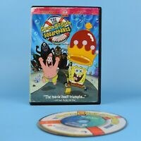 The Spongebob Squarepants Movie DVD Widescreen Collection Billingual GUARANTEED
