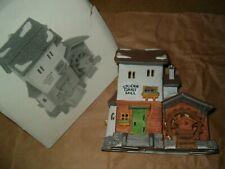 Dept 56 - Stoder Grist Mill #5953-6 Alpine Village Series - Heritage Collection