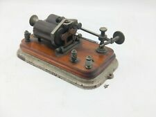 western electric early telegraph relay