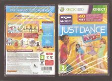 JUST DANCE KIDS !!! 40 Chansons pour les Petits : XBOX 360 KINECT. NEUF Blister