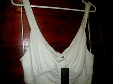 Polyester Tank, Cami Evening, Occasion Solid Tops for Women
