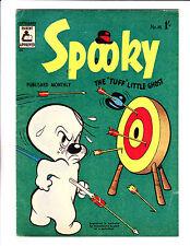 "Spooky No 16 -1958 - Australian - ""Archery Cover!  """