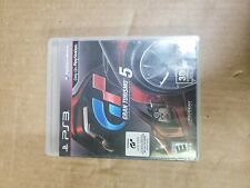 PS3 Gran Turismo 5 Prologue Video Game Playstation Sony Racing