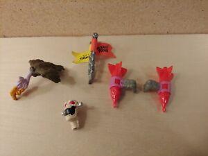 Playmates TMNT Teenage Mutant Ninja Turtles Psycho Cycle Parts Lot