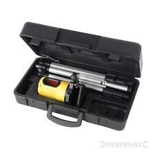 Niveau laser automatique tete laser rotative à 360° portée 10 m  REF 245028
