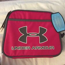 Under Armour insulated lunchbox pink Nwt
