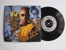 "ADVENTURES OF STEVIE V - BODY LANGUAGE - 7"" 45 rpm vinyl record"