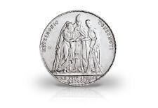 Autriche 1 Florins 1854 Ss-Vz Franz Joseph I. Pour Mariage