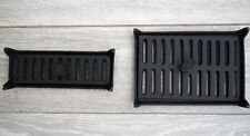 Vintage Cast Iron Air Brick Sliding Air Vent Cover Grill Air Vent Ventilation