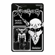 venom reaction action figure black metal cronos