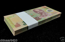 Bundle of 100 Pieces VIETNAM Polymer Plastic Banknotes 10000 Dong UNC