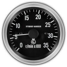 Genuine Stewart Warner Deluxe Series Tachometer 82635