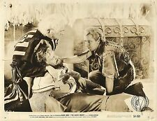 "ALAN LADD in ""The Black Knight"" Original Vintage Photograph 1954"