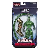 """Marvel Legends 6"""" Scorpion New Sealed Molten Man Wave Mac Gargan Spider-Man"""