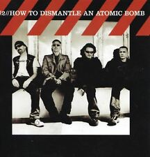 U2 how to dismantle and atomic bomb (CD album, special edition) pop rock