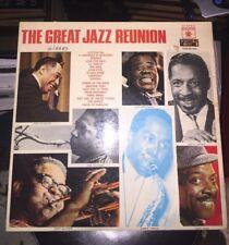 The Great Jazz Reunion / 2 disques 33 tours / Duke Ellington John Coltrane