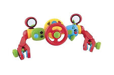Early Learning Centre - Lights and Sounds Buggy Driver Steering Wheel Gear Stick