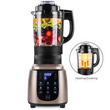 BCP 1200W 1.8L High-Speed Professional Kitchen Smoothie Blender w/ Heating