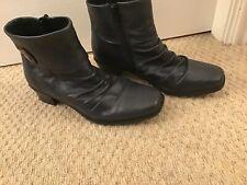 Reiker Ankle Boots VGC Size 5 Blue