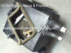 2003 2004 Nissan Xterra Frontier AC Evaporator Core 272807Z800
