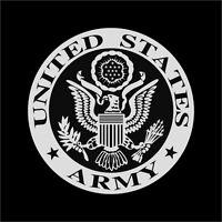 US Army Seal Military Vinyl Decal Sticker Window Wall Car