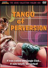Tango Of Perversion DVD Mondo Macabro Dacosta Carayan Greek Collection